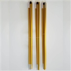 New Steamy Wonder Metal Poles - Set of 3